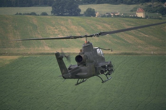 Vrtulnik US.ARMY