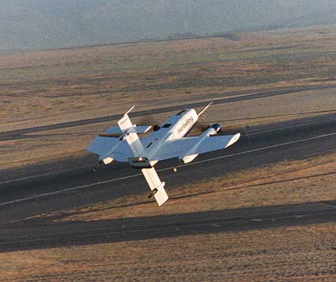 Boeing X-46 #